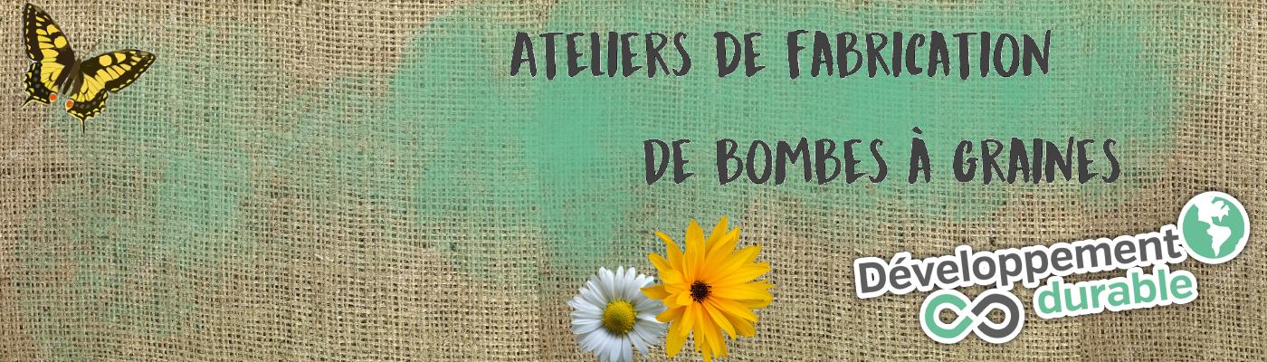 Bombes à graines : semez pour résister !