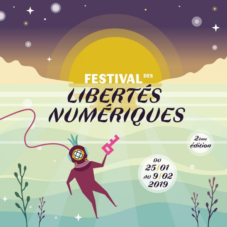 Festival des Libertés Numériques 2019