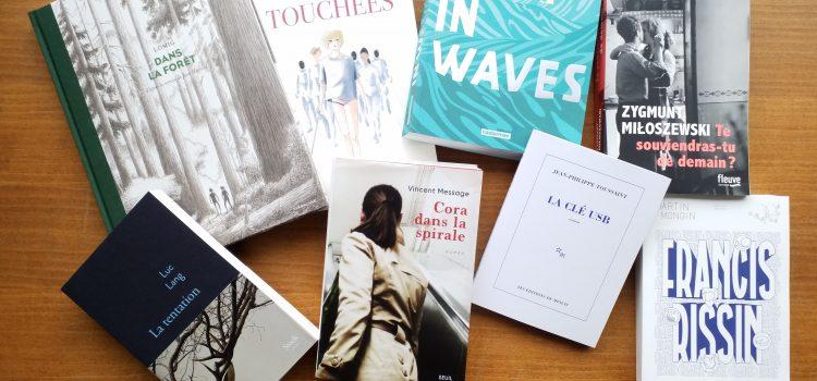 Rentrée littéraire 2019 #2